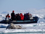 Gletsjer Spitsbergen Hinlopenstraat Oceanwide Expeditions