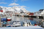 Havila Kystruten Lofoten Esther Baas