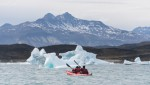 Kayaking In Saqqaq Greenland HGR 18909 500  Photo Karsten Bidstrup