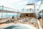 Outdoor Deck And Bar Copyright Havila Voyages