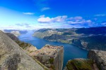 Hurtigruten Hotelrondreis Freyr Preikestolen The Pulpit Rock Fjord Norway Paul Edmundson%5B1%5D