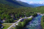 Hytter Rondreis Heilagr Magalaupe Camping