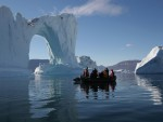 Oost Groenland Oceanwide Expeditions Zodiac Cruise Scoresby Sund
