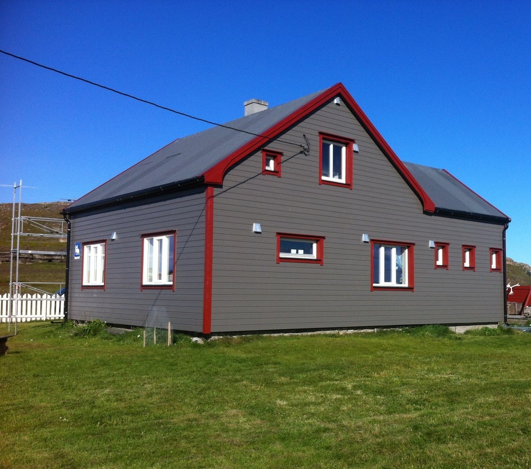 Ekkerøy, Ekkerøy Holiday House