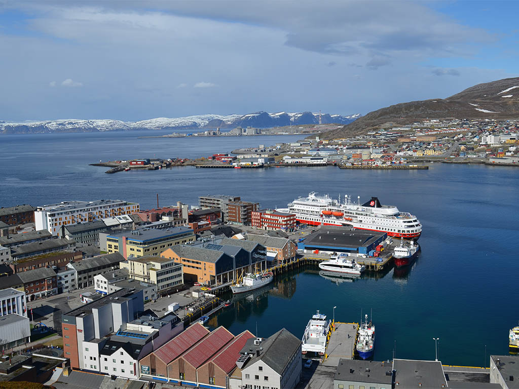 Hurtigruten Haven Hammerfest