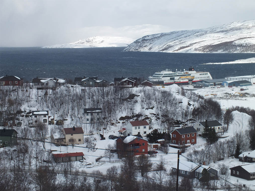 Hurtigruten Haven Kirkenes