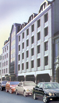 Kristiansand, Norge Hotel