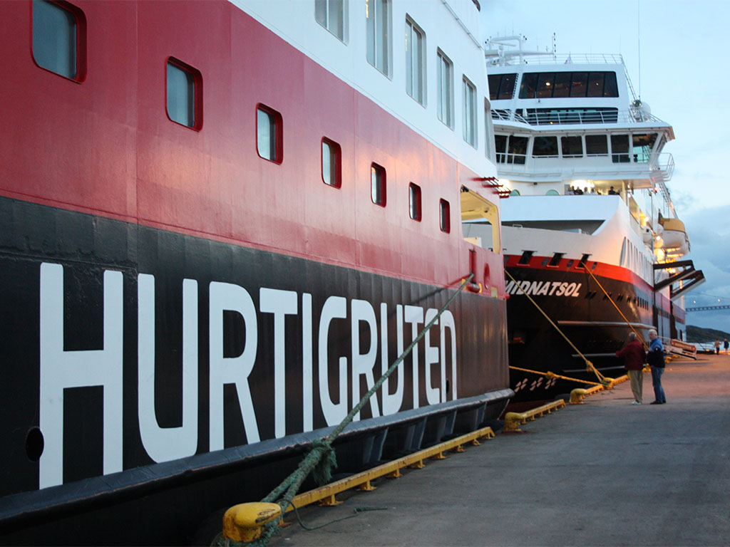 Hurtigruten Haven Rørvik