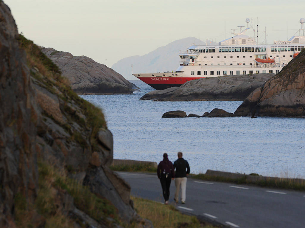 Hurtigruten Haven Stamsund