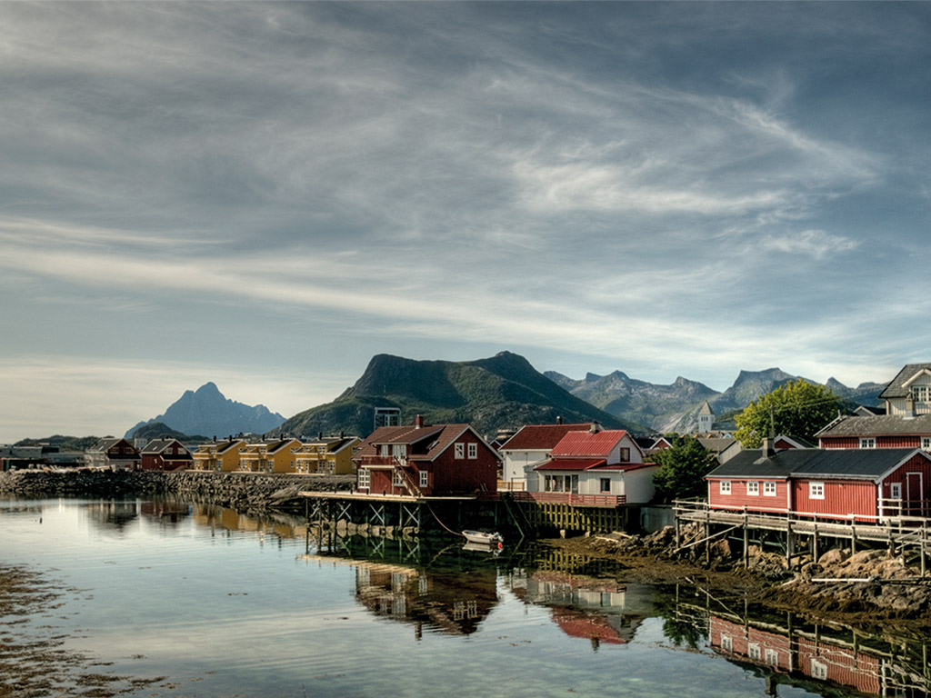 Hurtigruten Haven Svolvær