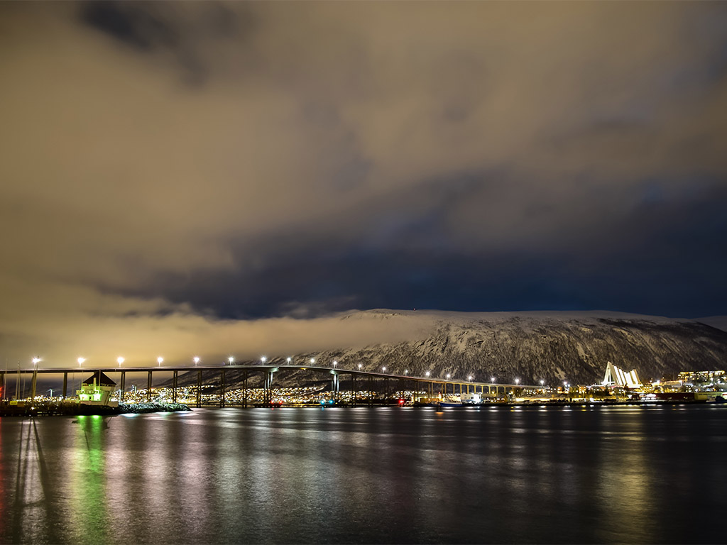 Hurtigruten Haven Tromsø