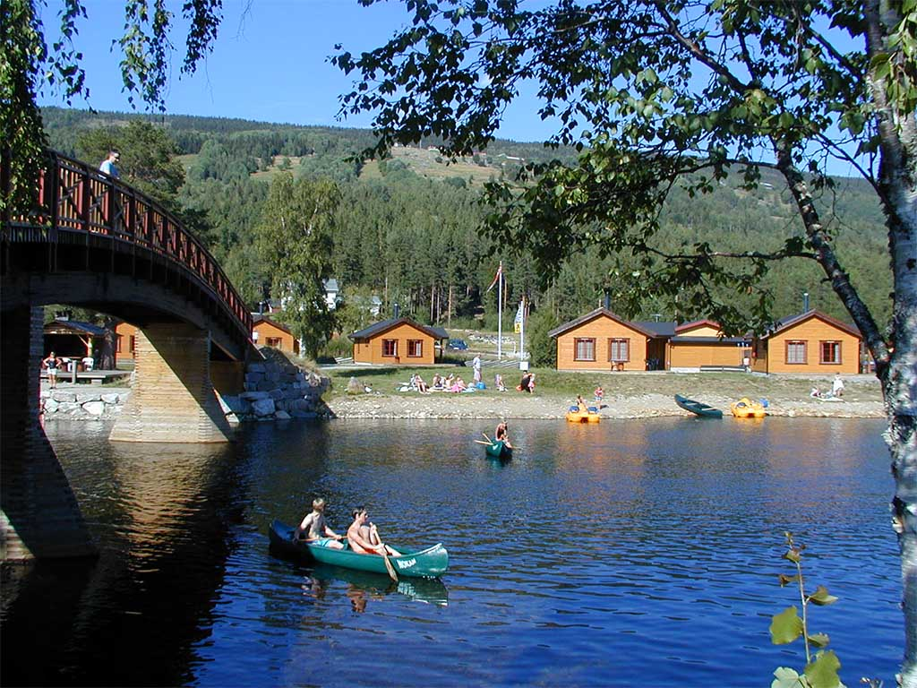 Uvdal, Uvdal Resort