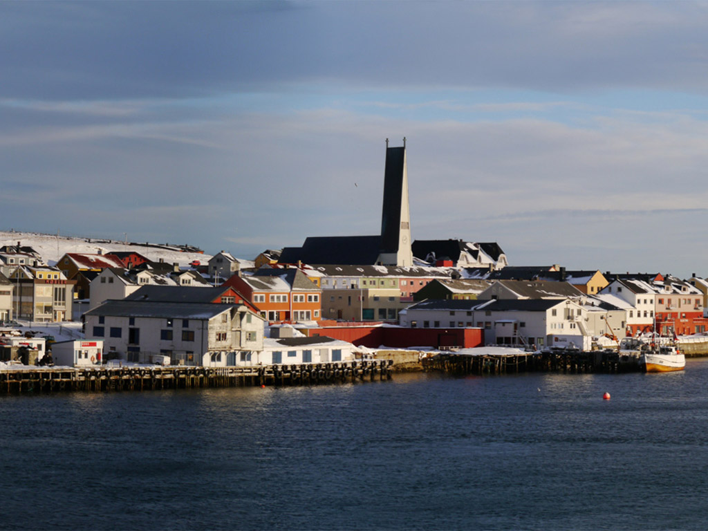 Hurtigruten Haven Vardø